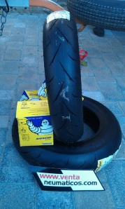 Neumáticos Dunlop VESPA SemiSlick