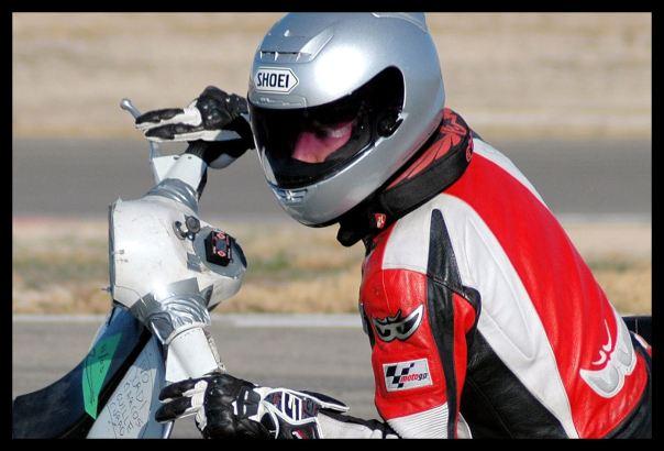 Ivo, VESPA las Carreras, circuito de Zuera Domingo 11 de marzo 2012